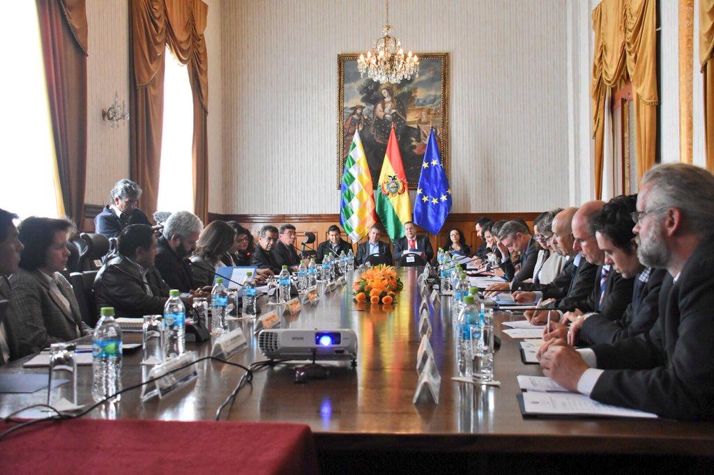 Resultado de imagen para BOLIVIA Y UNIÓN EUROPEA ESTRATÉGICAS